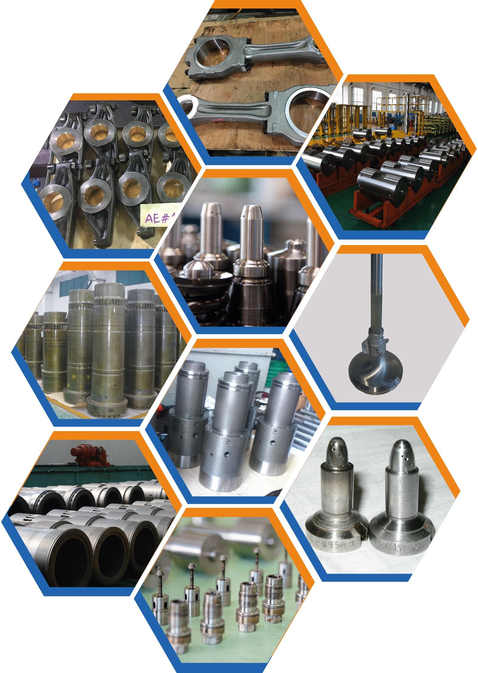 Diesel Engine System & Spare Parts